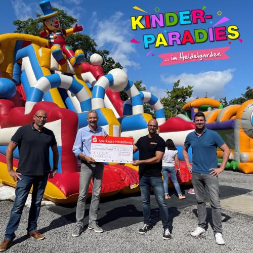 Riesendank an Heidelberger Kinderparadies-Gäste 01