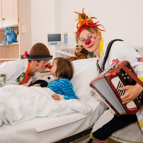 Große Dachverbands-Spendengala für Klinikclowns 01
