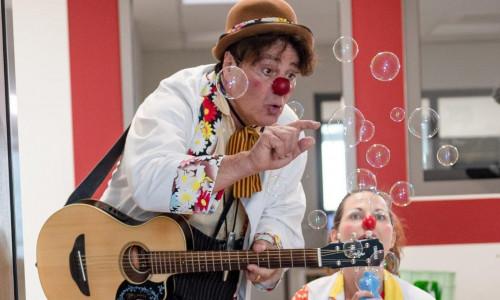 Wir suchen neue Clowndoktoren (m,w,d)