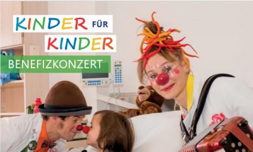 Kinder für Kinder-Benefizkonzert in Gießen