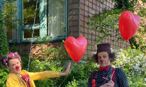 6. Tag der Clowndoktoren: Mit Herz und Humor