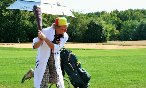 10. Benefiz-Golfturnier