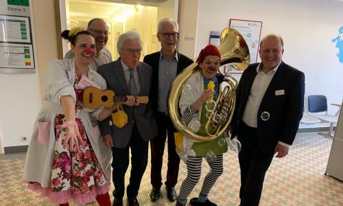 20 Jahre Clowndoktoren in Rüsselsheim
