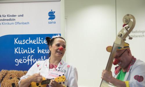 Klinik für Kinder- und Jugendmedizin Offenbach