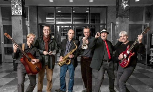 31.8.19: Benefiz Jazz-Konzert im Studio ZR6