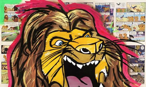 """""""The Lion(s) King"""": 3. Lions-Kunstedition für den guten Zweck"""